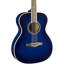 NXT Series Auditorium Acoustic Guitar Blue Sunburst