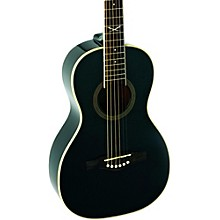 NXT Series Parlor Acoustic Guitar Black