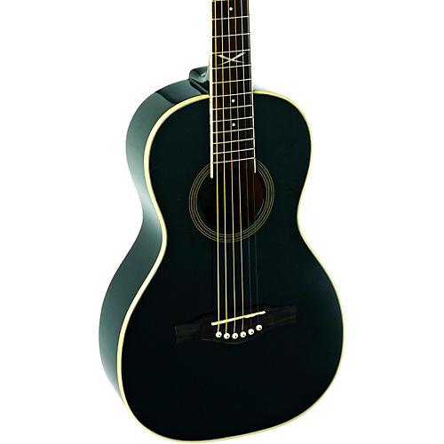 EKO NXT Series Parlor Acoustic Guitar Black