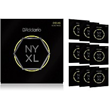 D'Addario NYXL0946 Super Light Top/Regular Bottom 10-Pack Electric Guitar Strings