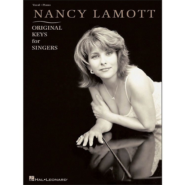 Hal LeonardNancy Lamott - Original Keys for Singers (Vocal / Piano)