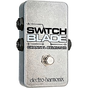 electro harmonix nano switchblade channel selector footswitch musician 39 s friend. Black Bedroom Furniture Sets. Home Design Ideas