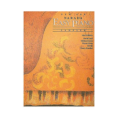 Hal Leonard Narada Easy Piano Sampler-thumbnail