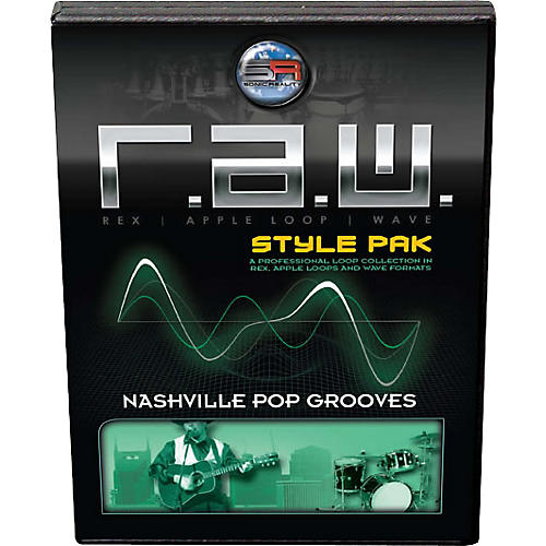 Sonic Reality Nashville Pop Grooves R.A.W. Style Pak-thumbnail