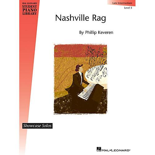 Hal Leonard Nashville Rag Piano Library Series by Phillip Keveren (Level Late Inter)-thumbnail