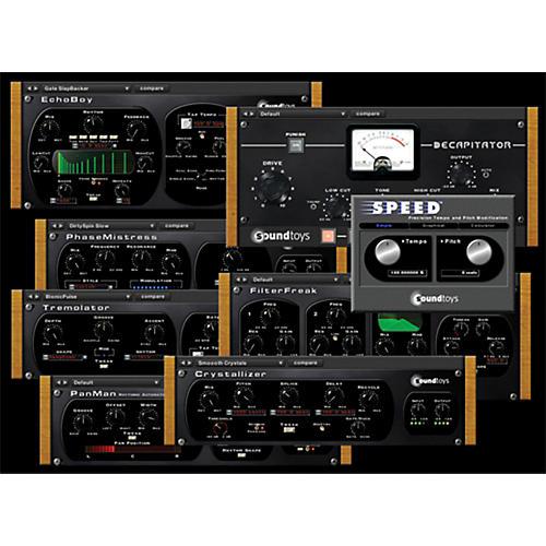 Soundtoys Native Effects V4 Software Download