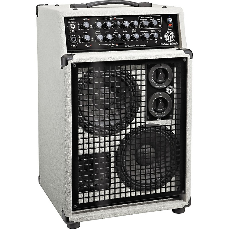 SWRNatural Blonde 200W Acoustic Bass Combo