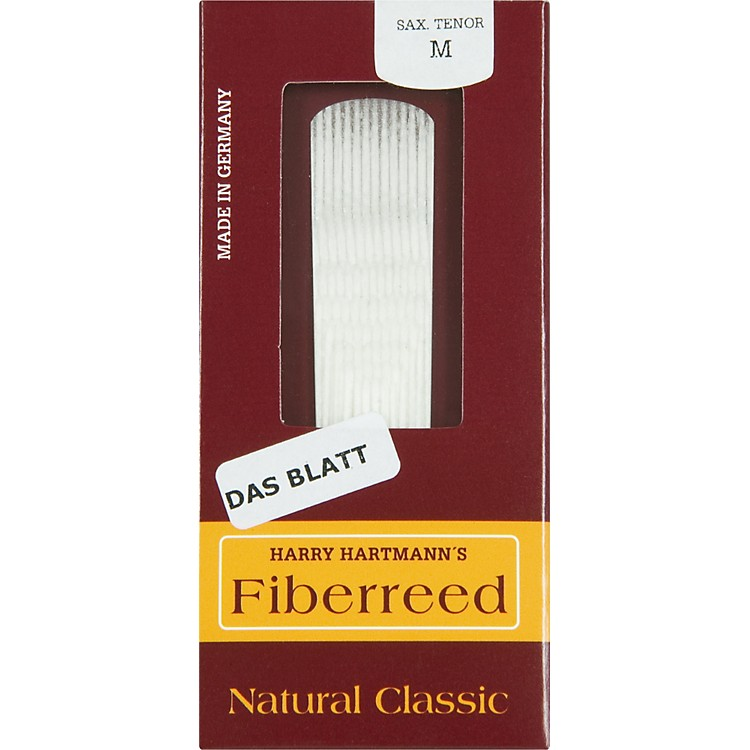 Harry Hartmann Natural Classic Fiberreed Tenor Saxophone Reed Soft