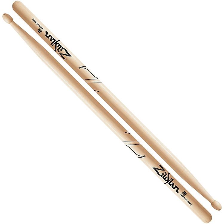 ZildjianNatural Hickory Drumsticks2BWood