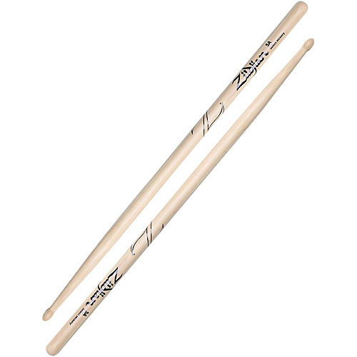 Zildjian Natural Hickory Drumsticks 5A Wood