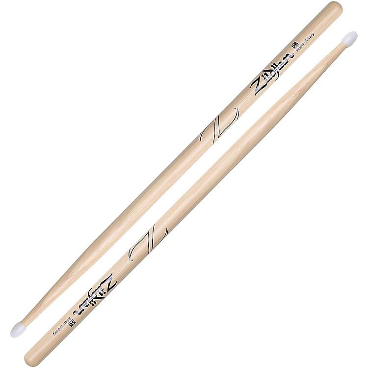 ZildjianNatural Hickory Drumsticks5BNylon