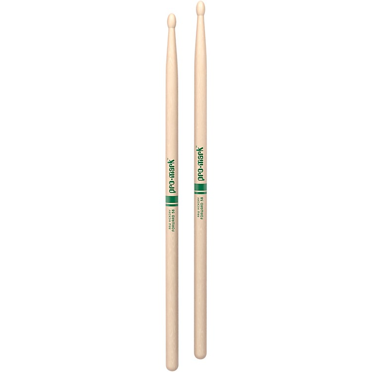 PROMARKNatural Hickory DrumsticksNylon2B
