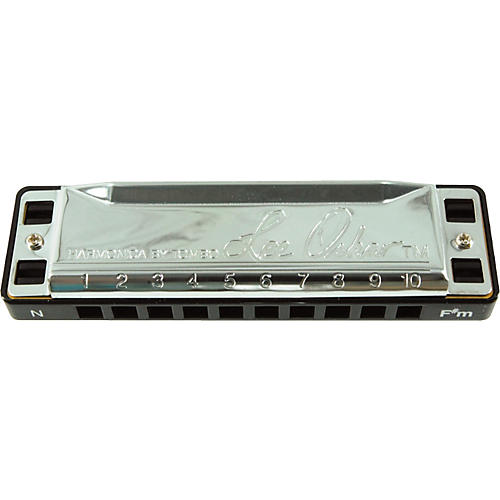 Lee Oskar Natural Minor Harmonica  D MINOR