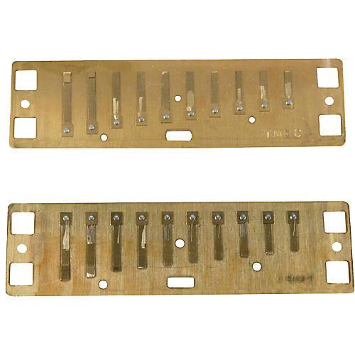 Lee Oskar Natural Minor Reed Plates  D MINOR