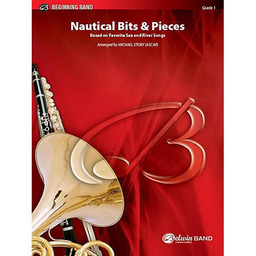 Alfred Nautical Bits & Pieces Concert Band Grade 1 Set