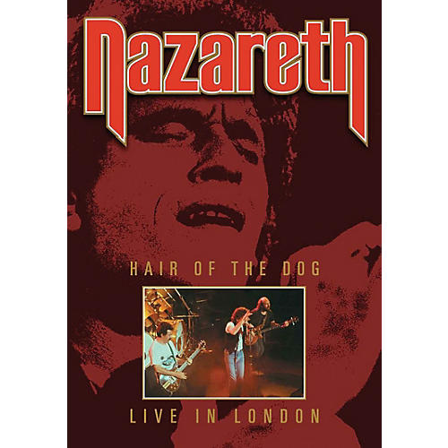 MVD Nazareth - Hair of the Dog: Live from London Live/DVD Series DVD Performed by Nazareth-thumbnail