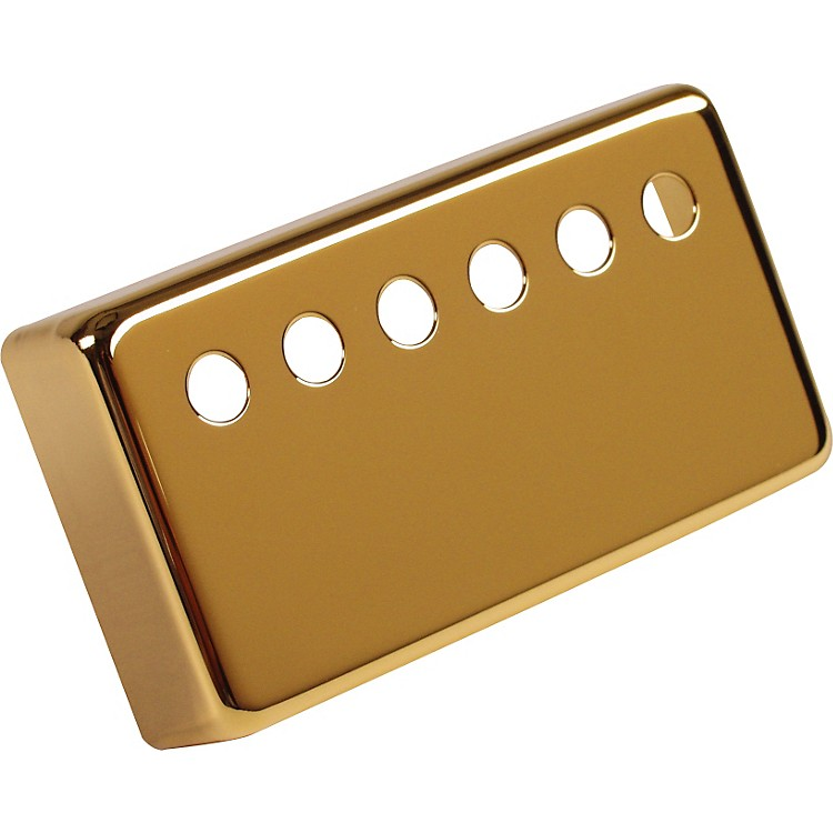 Gibson Neck Position Humbucker Cover Gold