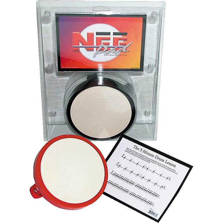 Universal Percussion Nee Pad Practice Pad Black