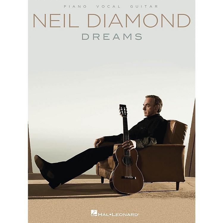 Hal LeonardNeil Diamond - Dreams P/V/G Songbook