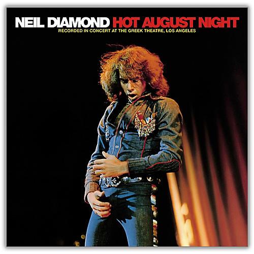 Universal Music Group Neil Diamond - Hot August Night [2 LP]
