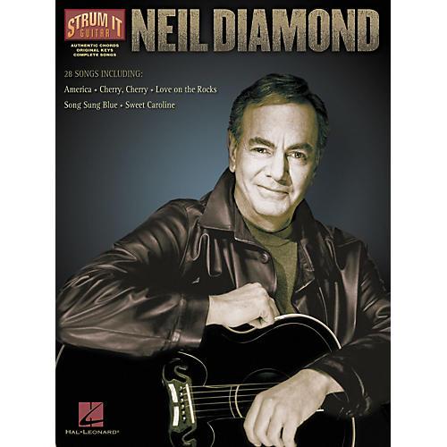 Hal Leonard Neil Diamond