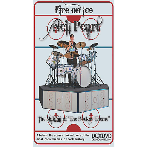 Alfred Neil Peart - Fire on Ice, The Making of the Hockey Theme DVD