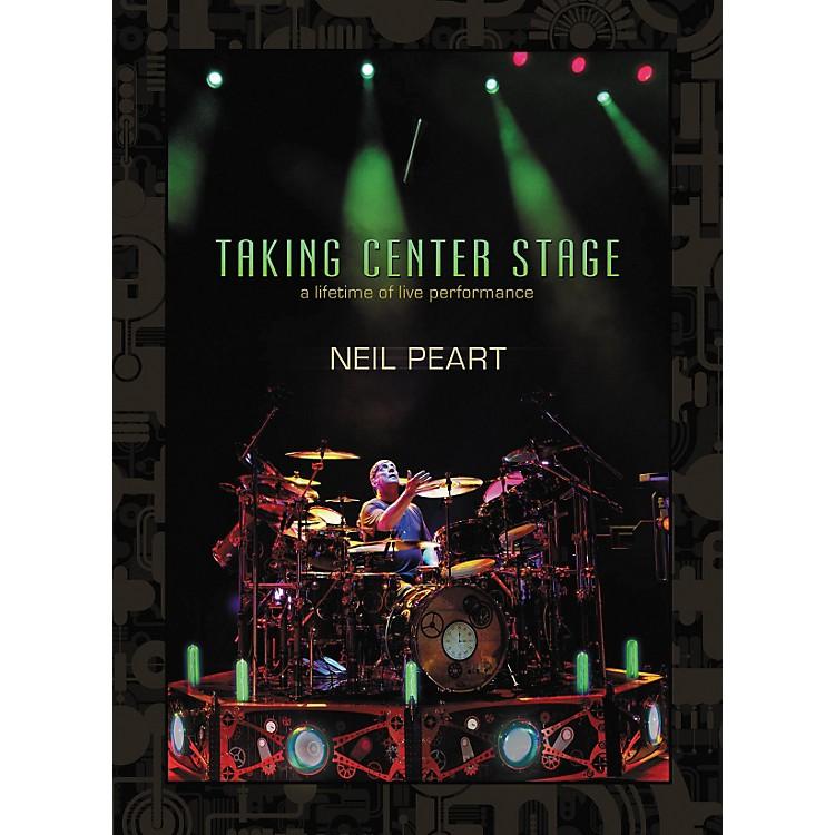 Hudson MusicNeil Peart - Taking Center Stage 3-DVD SetBlack