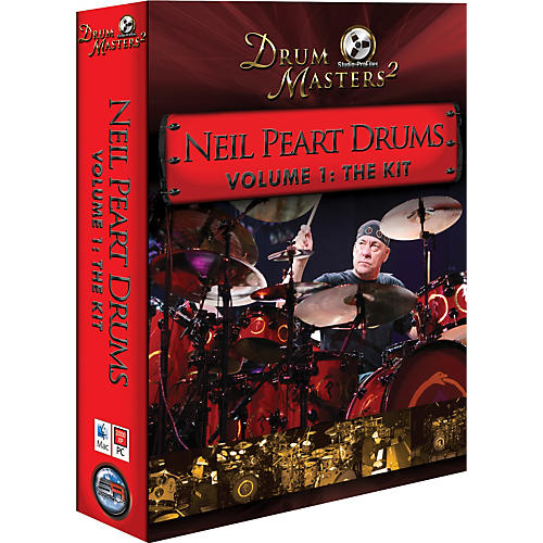 Sonic Reality Neil Peart Drums Volume 1: The Kit (Infinite Player)-thumbnail