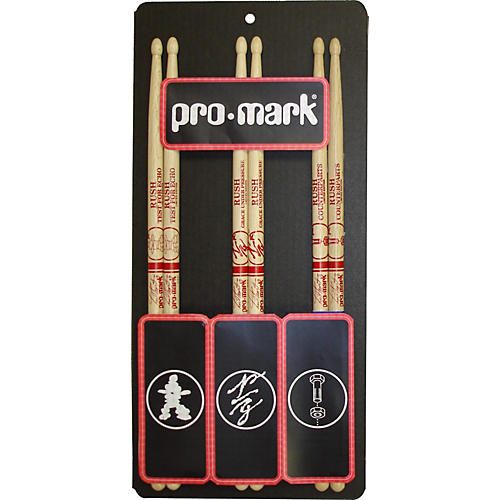 PROMARK Neil Peart Limited Edition Drumsticks-thumbnail