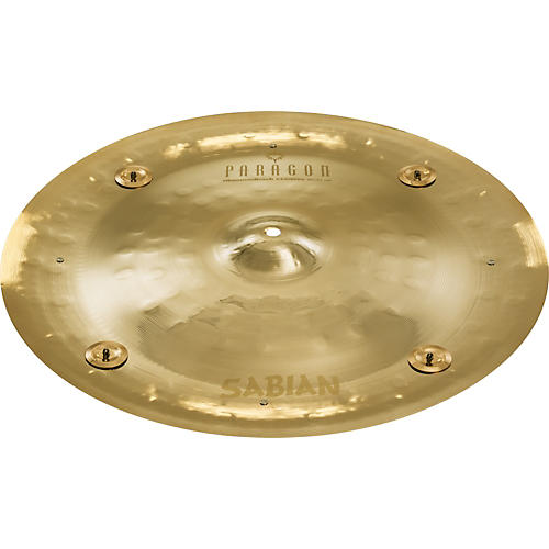 Sabian Neil Peart Paragon Diamondback Chinese - Brilliant 20 in.
