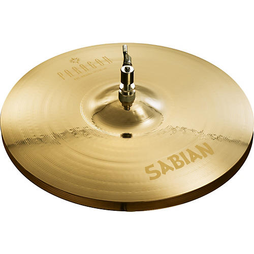 Sabian Neil Peart Paragon Hi-Hats Brilliant 14 in.