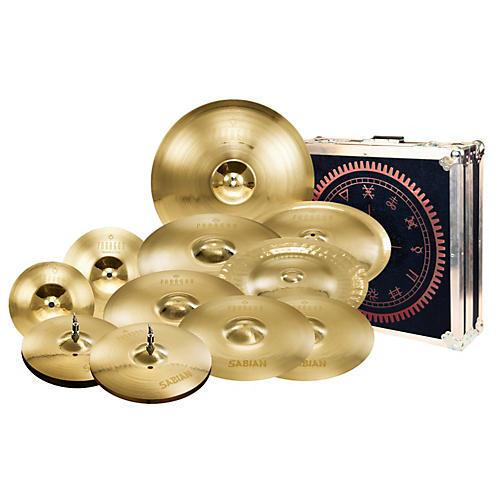 Sabian Neil Peart Signature Paragon Cymbal Set