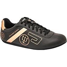 Urbann Boards Neil Peart Signature Shoe, Black-Gold 9.5