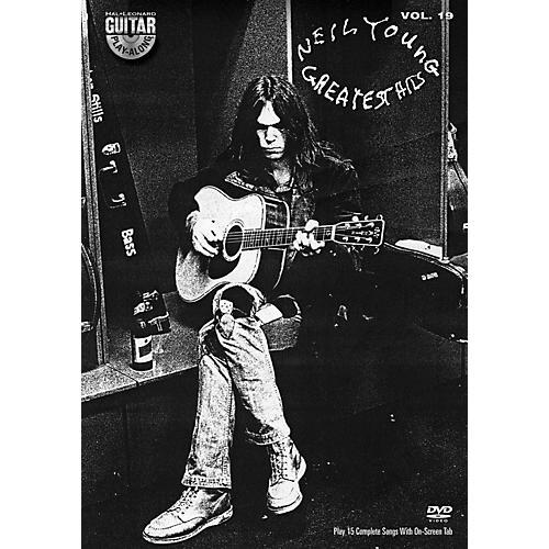 Hal Leonard Neil Young - Guitar Play-Along DVD Volume 19-thumbnail