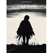 Hal Leonard Neil Young - Harvest Moon Guitar Tab Songbook