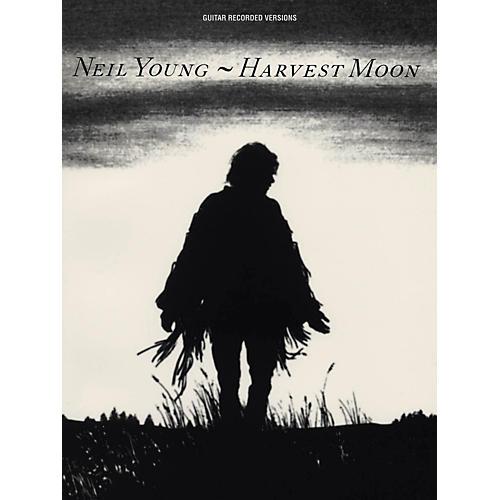 Hal Leonard Neil Young - Harvest Moon Guitar Tab Songbook-thumbnail
