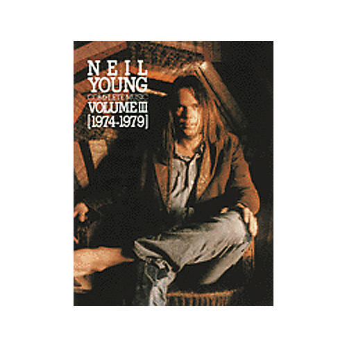 Alfred Neil Young Complete Music Volume III 1974-1979 Piano, Vocal, Guitar Songbook-thumbnail