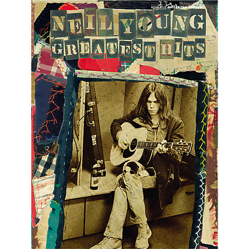 Alfred Neil Young Greatest Hits Guitar Tab Songbook