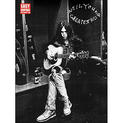 Hal Leonard Neil Young Greatest Hits for Easy Guitar Tab-thumbnail