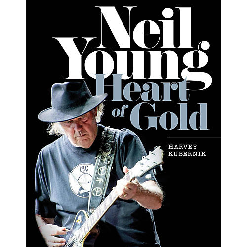 Hal Leonard Neil Young: Heart of Gold Book-thumbnail