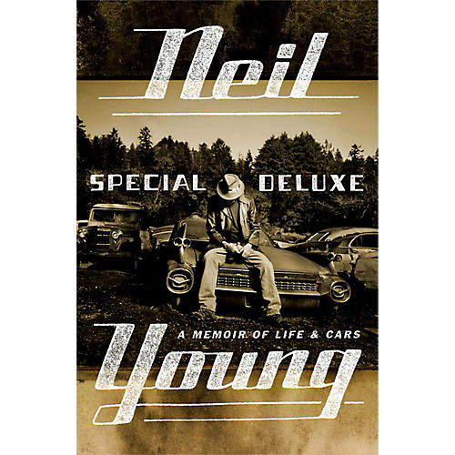 Penguin Books Neil Young: Special Deluxe Hardcover Book-thumbnail