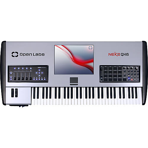 Open Labs Neko QX6 Computer Keyboard Workstation