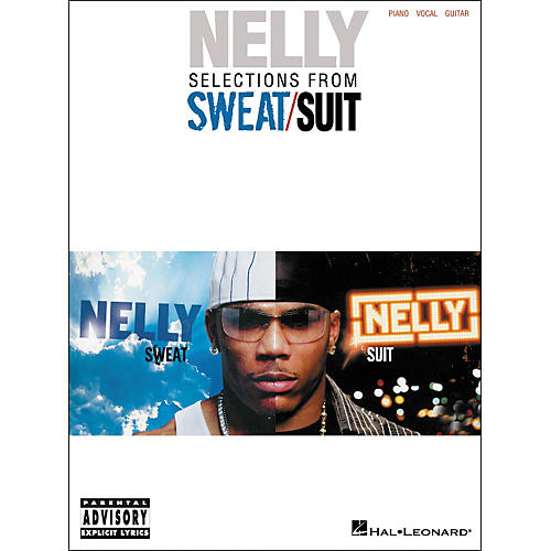 Hal Leonard Nelly - Selections from Sweat/Suit Piano, Vocal, Guitar Songbook-thumbnail