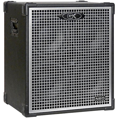 Gallien-Krueger Neo 410 4x10 Bass Speaker Cabinet 800W 4 ohm
