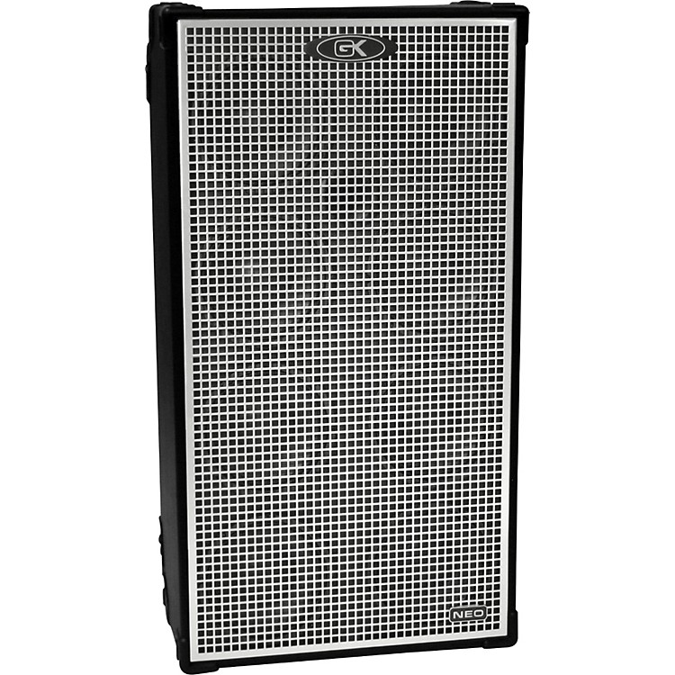 Gallien-Krueger Neo 810 8x10 Bass Speaker Cabinet Black