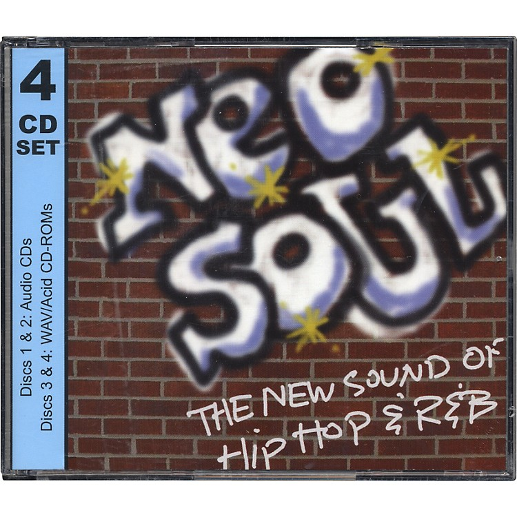 Big FishNeo Soul - The New Sound of Hip Hop and R'n'B Audio Loops