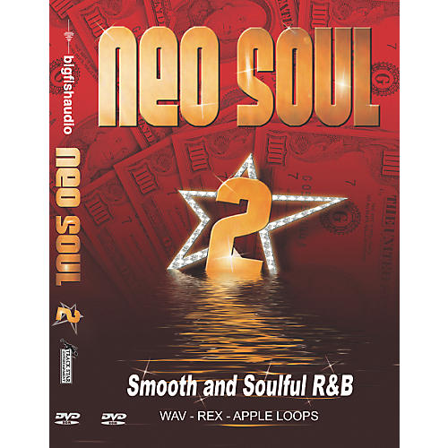 Big Fish Neo Soul 2 Audio Loops