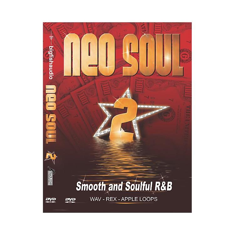 Big FishNeo Soul 2 Audio Loops