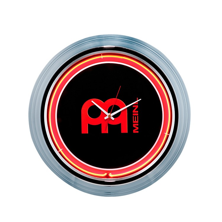 MeinlNeon Clock