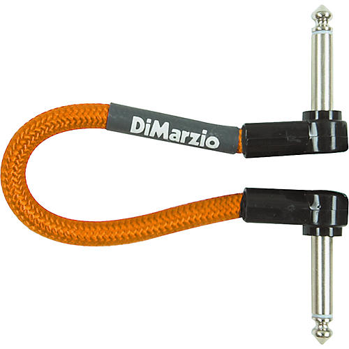 DiMarzio Neon Overbraid Jumper Cable Pedal Coupler